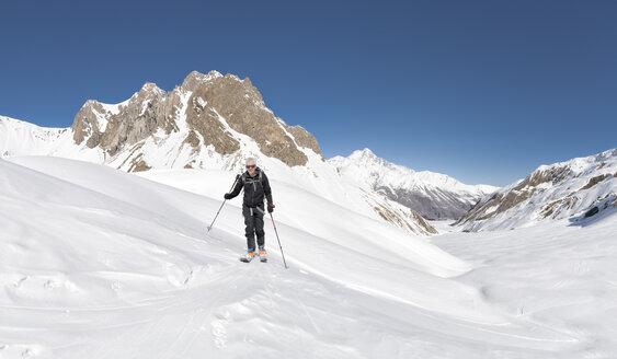 Georgia, Caucasus, Gudauri, Ski Touring - ALRF01494