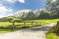 Austria, Styria, Grimming mountain - AIF00670
