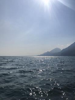 Italy, Veneto, Lake Garda, Brenzone sul Garda - LVF07969