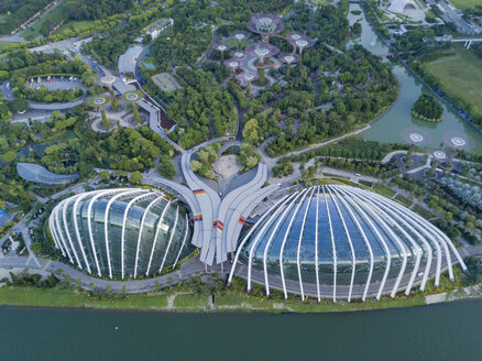 Singapore, Flower Dome at Gardens by the Bay - TOV00122