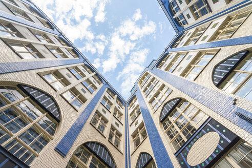 Germany, Berlin, facades of Hackesche Hoefe - TAM01410