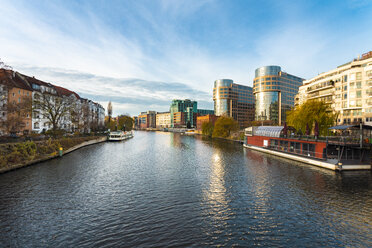 Germany, Berlin, view to Spree River - TAMF01416