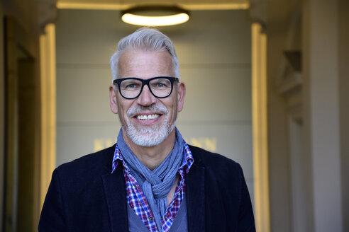 Portrait of a mature, successful man - ECPF00703
