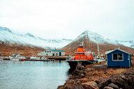 Port, Djúpivogur, Sudur-Mulasysla, Iceland - CUF51215