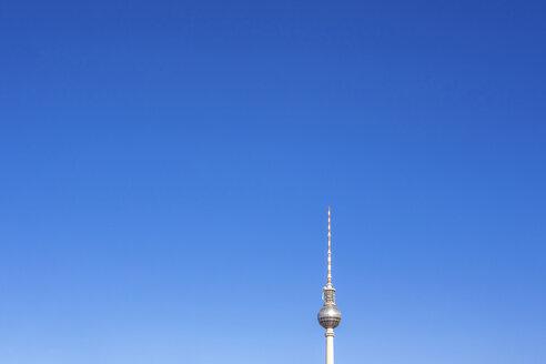 Germany, Berlin, Berlin TV Tower - PUF01446