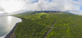 USA, Hawaii, Maui, south coast, Haleakala National Park, Haleakala volcano - FOF10753