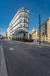 UK, London, City of London, Avanade building at Cannon Street, Queen Victoria Street - TAMF01489