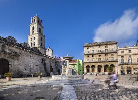 Plaza de San Francisco, Havana, Cuba - HSIF00646