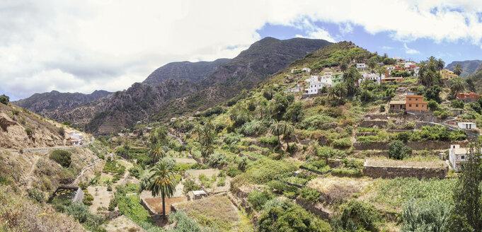 Valley of Vallehermoso, La Gomera, Canary Islands, Spain - MAMF00668