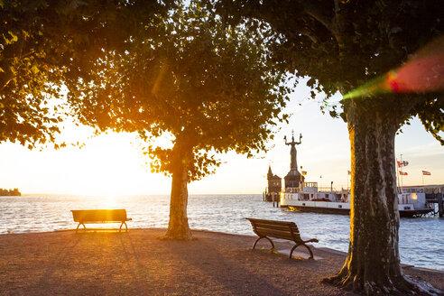 Konstanz am Bodensee, Hafen, Deutschland - PUF01500