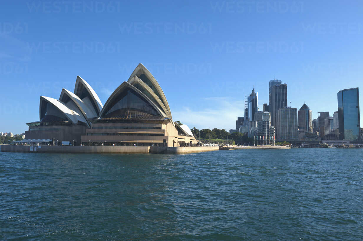 Opera House, Sydney, New South Wales, Australia - RUN02217 - Michael Runkel/Westend61