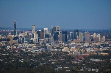 Skyline of Brisbane, Queensland, Australia - RUNF02280
