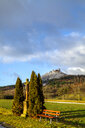 View to Hohenzollern Castle, Bisingen, Germany - PUF01548