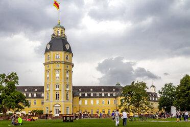 Karlsruhe Palace, Karlsruhe, Germany - PUF01551