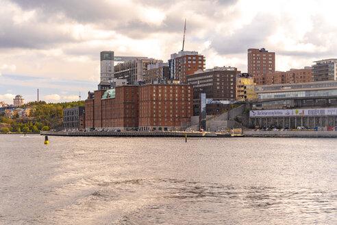 Kvarnholmen in a sunny day in September by Stockholm - TAMF01510