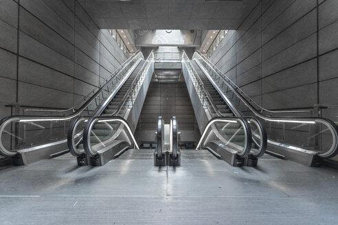 Christianshavn St. subway station, Copenhagen, Denmark - TAM01546