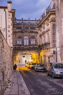 Palazzo Arezzi, Ragusa Ibla, Ragusa, Sicily, Italy - MAMF00725
