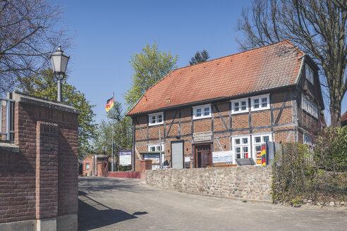 Grenzlandmuseum, Schnackenburg, Lower Saxony, Germany - KEBF01236