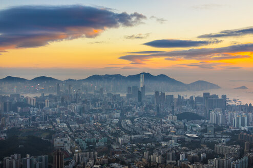 Kowloon, Hong Kong, China - HSIF00692