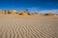 UNESCO World Heritage Mungo National Park, part of the Willandra Lakes Region, Victoria, Australia - RUNF02535