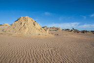 UNESCO World Heritage Mungo National Park, part of the Willandra Lakes Region, Victoria, Australia - RUNF02538