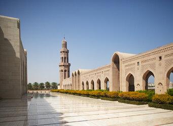 Sultan Qaboos Grand Mosque, Muscat, Oman - WW05110