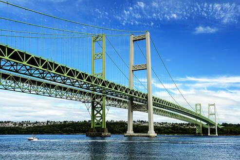 Narrows Bridge, Tacoma, Washington, United States - MINF11935