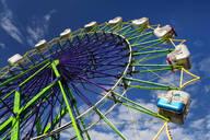 Ferris Wheel ride at amusement park - MINF12294