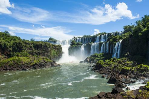 Iguazu waterfalls, Argentina, South America - RUNF02770