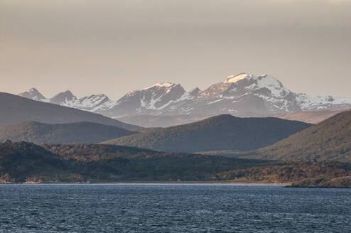 Beagle channel, Tierra del Fuego, Argentina, South America - RUNF02785
