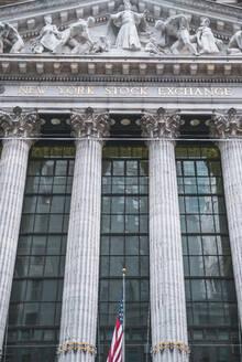 New York Stock Exchange, New York City, USA - MMAF00972