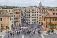 Spanish Steps, Rome, Italy - MRF02048