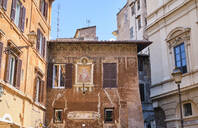 Old houses, Rome, Italy - MRF02066