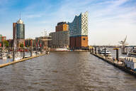 Landing Stages and Elbphilharmonie, Hamburg, Germany - TAMF01608