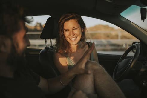 Malaga Range, Malaga, Spain, youth culture, road trip, couple - DMGF00084