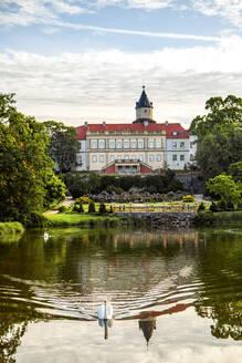 Schloss Wiesenburg, Wiesenburg/Mark, Deutschland - PU01669