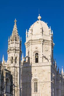 Portugal, Lissabon, Belém, Mosteiro dos Jerónimos, Hieronymuskloster, Kloster, Unesco-Welterbe - WDF05298