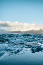 Iceland, South Iceland,Jokulsarlon glacial lake - TAMF01739