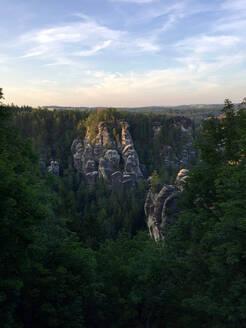 Basteigebiet,Sachsen,Germany - JTF01264