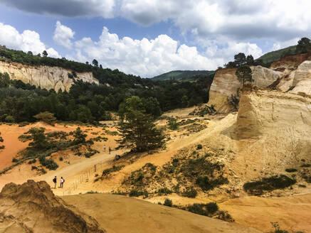 The Provençal Colorado, France, Luberon, Rustrel - SBDF04010