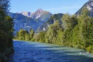 Ziller River, Zillertal Alps, Ziller valley, Tyrol, Austria - SIEF08793