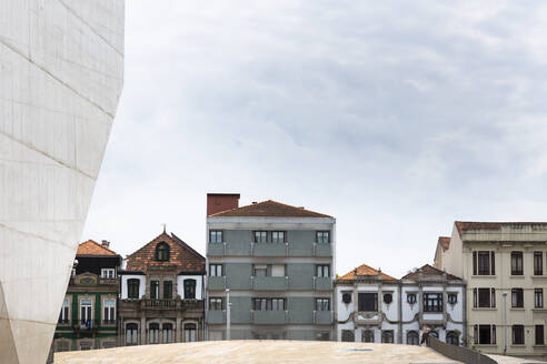 Houses and Casa da Musica, Porto, Portugal - FC01771
