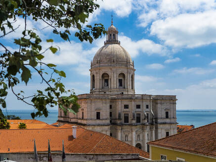 Portugal, Lissabon Kirche von Santa Engrácia - AMF07205