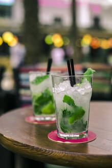 Two glasses of Mojito - ACPF00565