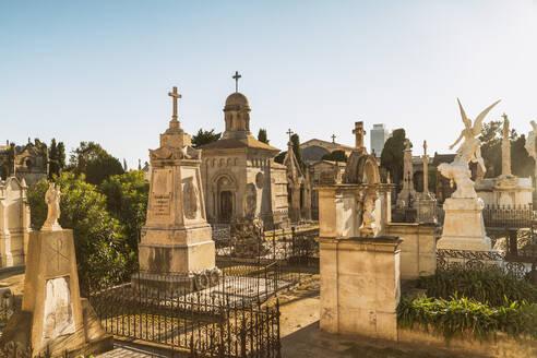Poblenou Cemetery, Barcelona, Spain - TAMF01924