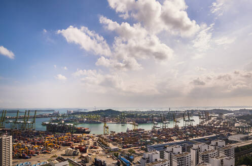 Container Terminal, Singapore - HSIF00708
