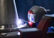 Welder at work - CVF01451