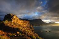 Coastline, Agaete, Gran Canaria, Canary Islands, Spain, Atlantic, Europe - RHPLF00476