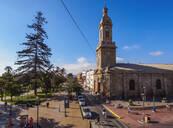 Cathedral of Our Lady of Mercy, Plaza de Armas, La Serena, Coquimbo Region, Chile, South America - RHPLF01890