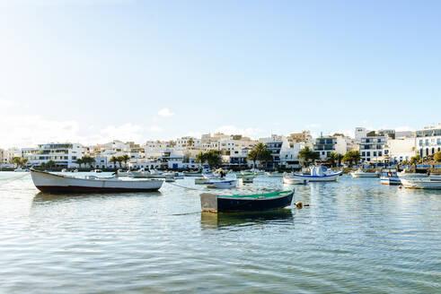 Charco de San Gines, Arrecife, Lanzarote, Canary Islands, Spain - KIJF02638